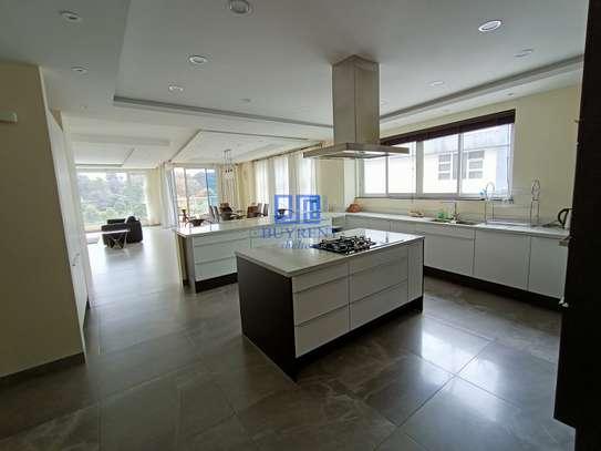 Furnished 4 bedroom apartment for rent in General Mathenge image 10