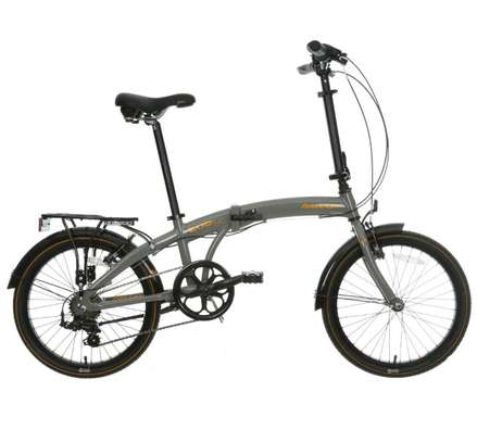 Raleigh Evo Two folding bicycle
