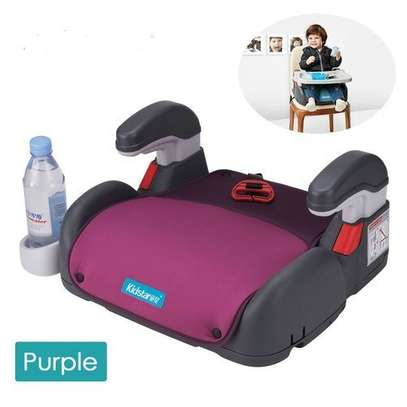 Car Seat Booster Chair Cushion Pad For Toddler Children Child Kids Sturdy image 1