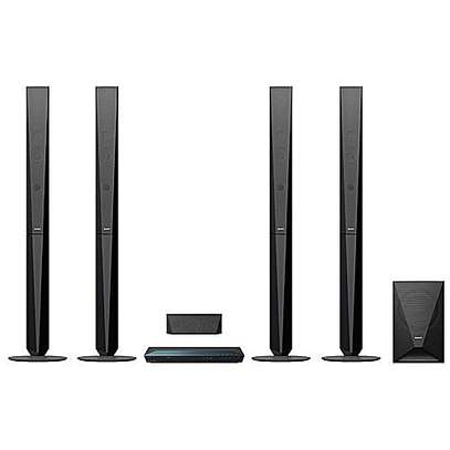 Sony E 6100 Blue ray home theater 1000 W image 1