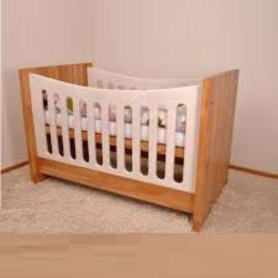 Selling baby cots image 4