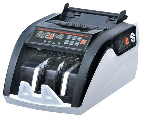GR-5800 UV/ MG Money/ Currency Notes Counting Machine/ Bill Counter/ Counterfeit currency scanner image 1