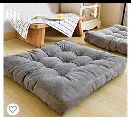 Square floor pillow image 2