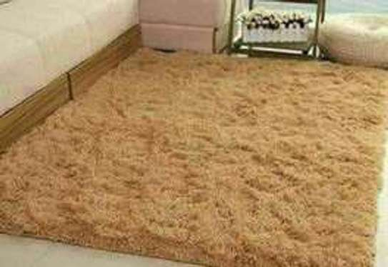 5 by 8 Fluffy Carpet