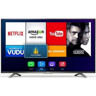 hisense 50 smart digital 4k tv image 1