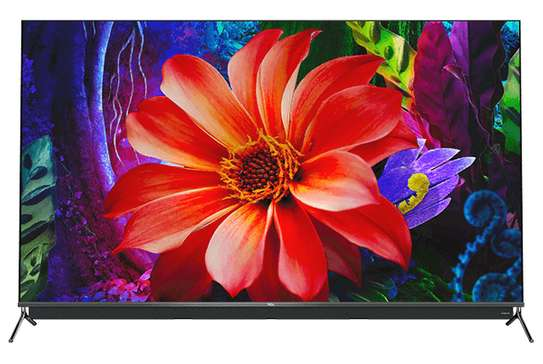 """55"""" tcl qled 4k uhd Android TV Onkyo sound"""
