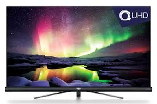 "55"" 4K UHD AI ANDROID TV 