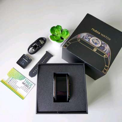 Nubia Watch brand new and sealed in a shop image 1