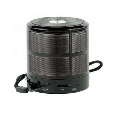 Wster Mini Speaker with Bluetooth (WS-887) image 3