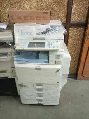 Ricoh Aficio MP C5501 photocopier