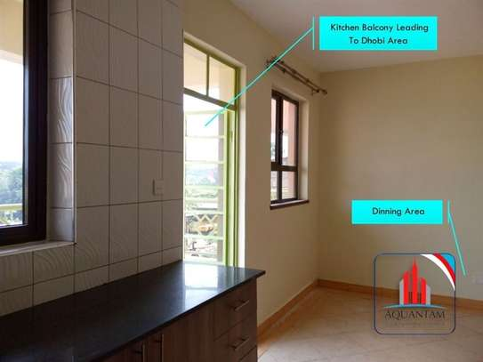 3 bedroom apartment for rent in Thika Road image 19