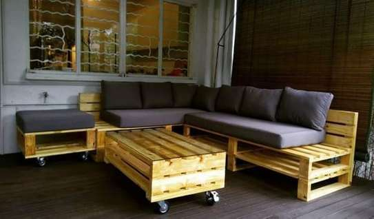 Pallet Couches.
