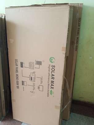 150 watts solar panel,mono and 100% genuine. image 1