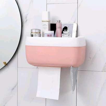 Toilet paper dispenser image 2