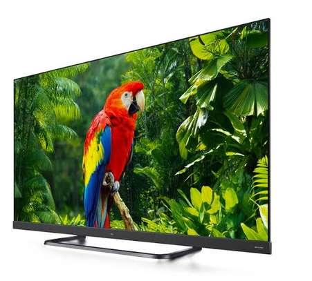 TCL 65 inch Smart Android Q-LED Onkyo 65C815 UHD-4K Digital TVs image 1