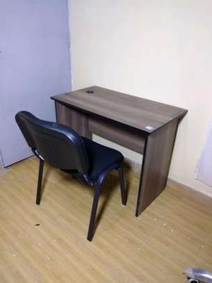 Desk and chair image 1