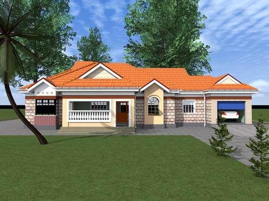 ARCHITECTURAL DESIGNS (MAISONETTE, BUNGALOWS & APARTMENTS) image 3