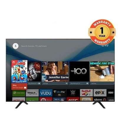 "Skyworth 32"" Inch FRAMELESS Smart Android TV Netflix image 1"