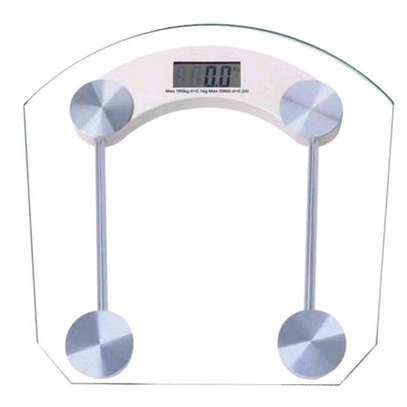 Bathroom weigh scale image 1