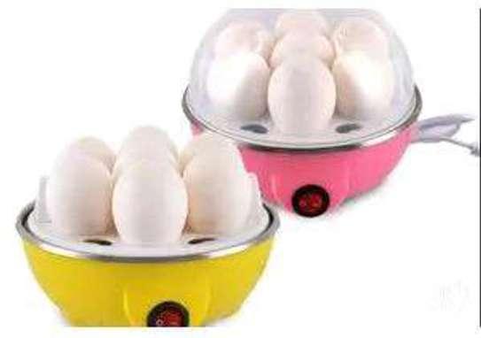 Egg poacher egg cooker egg steamer egg boiler image 1