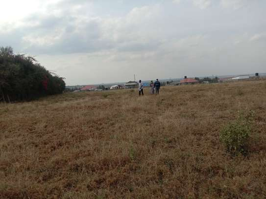 PLOTS FOR SALE AT KITENGELA image 1