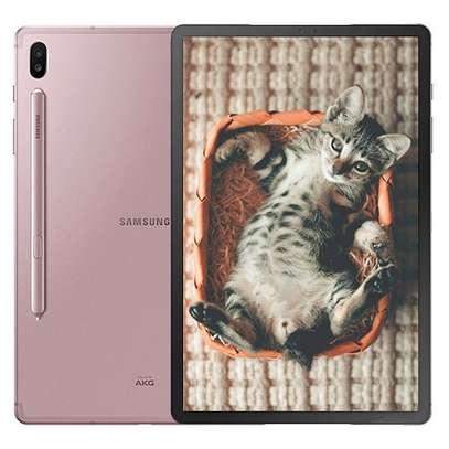 "Samsung Galaxy Tab S6 (T865) Tablet: 10.5"" Inch - 6GB RAM - 128GB ROM - 13MP+5MP Camera - 4G - 7040 mAh Battery image 2"