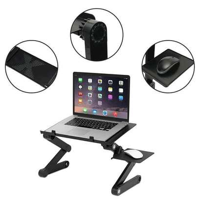 laptop stand with fan image 1