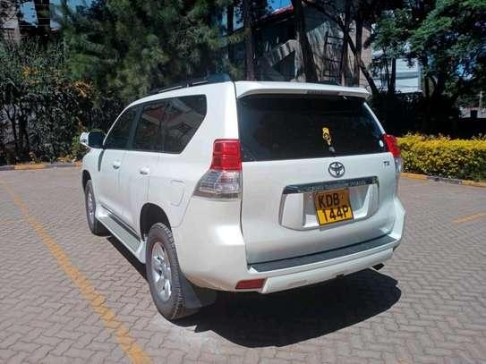 Toyota Prados J150 for Hire image 12