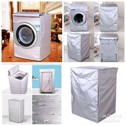 Front and Top Load Washing Machine Covers image 1