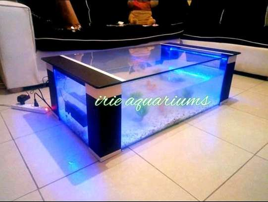 Coffee Table Aquariums. image 1