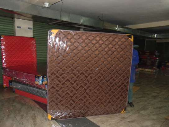 6*6*6 EXTRA HIGH DENSITY QUILTED MATTRESS image 1