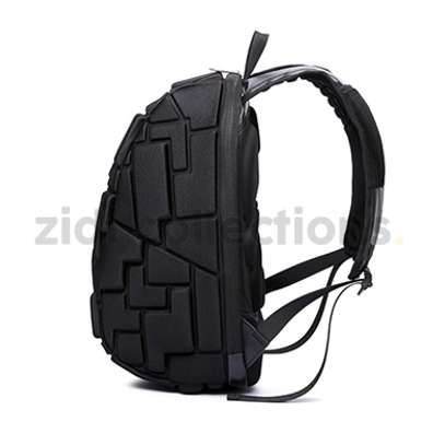 Super Cool High Quality Hard Shell Laptop Backpack image 1