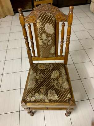 Hardwood Dining Chair