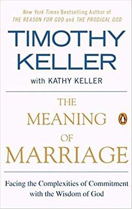 The Meaning of Marriage: Facing the Complexities of Commitment with the Wisdom of God Paperback – November 5, 2013 image 1