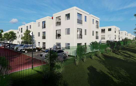Thika Road modern 2 Bedroom apartments.