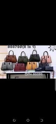 3 in 1 trendy ladies handbags image 1