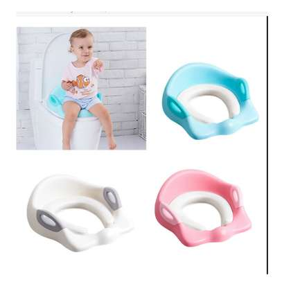Kids Baby Potty Training Seat Toilet Cushion Cover- Big Size for 1-7 year olds image 2