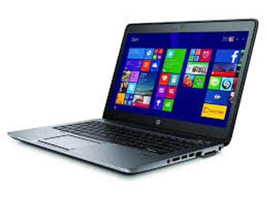 Hp Elitebook 820 G2 Laptop Intel Core i5 5200U 2.3 GHz 4GB 500GB 12.5 inch Screen EXUK image 1