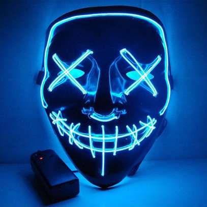 Fashion The Purge LED Party Mask