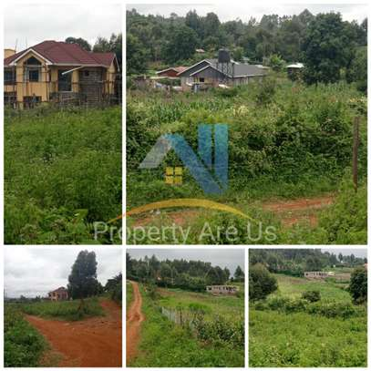 500 m² residential land for sale in Kikuyu Town image 2