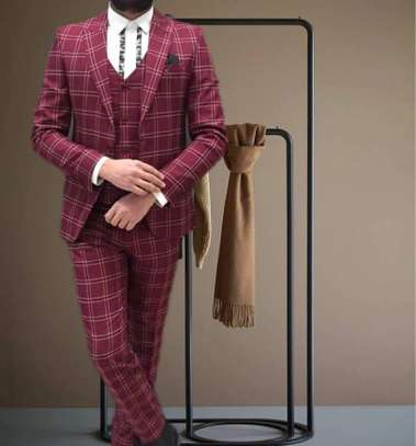 Checked suits image 2