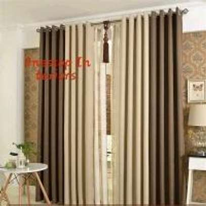 House Curtains and office blinds image 5