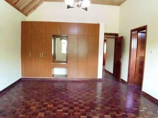 5 bedroom house for rent in Karen image 16