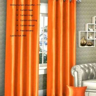 Fashionable curtains image 6
