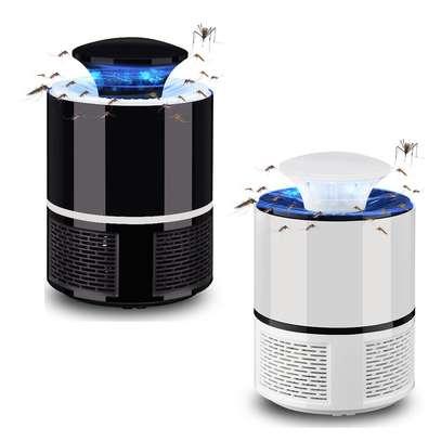 Photocatalyst LED Mosquito Killer Lamp image 5