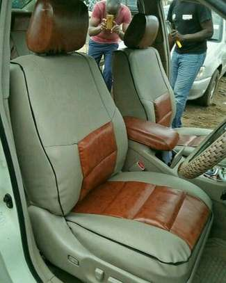 ChrisArt and Design Car Seat Covers