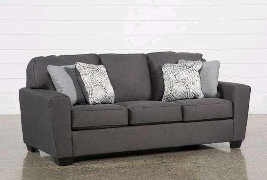 Latest three seater sofa set designs for sale in Nairobi Kenya/Modern sofas/Quality sofas image 1
