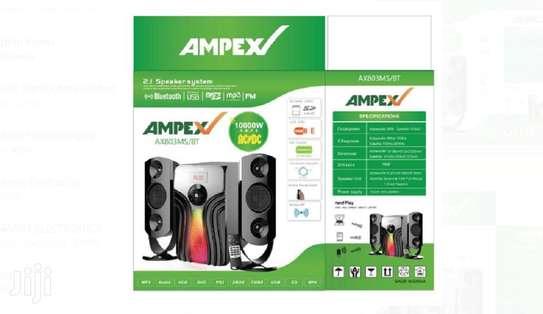 Ampex 2.1 10000 Watts image 1