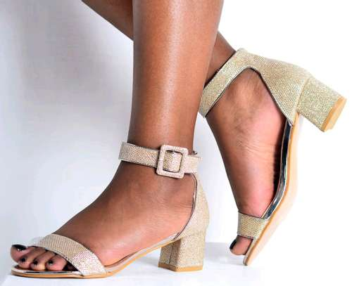 Chunky open shoes image 3
