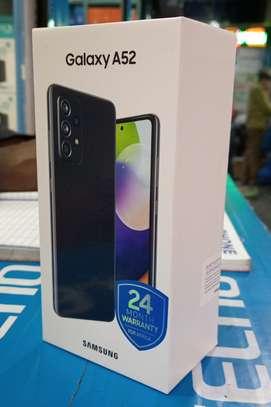 Samsung Galaxy A52 - 6.5″ - 128GB ROM + 6GB RAM - Dual SIM image 1